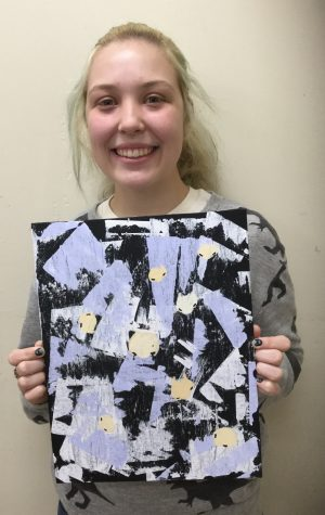 Spartist of the Month – Bailey Tobin