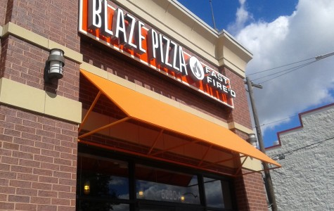 Blaze Pizza Food Review
