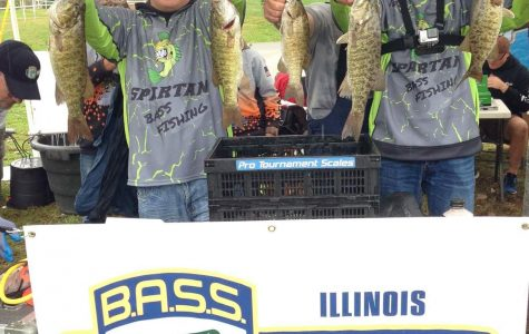 Bass Fishing Team Reels In The Win