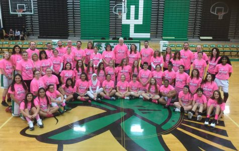 Lady Spartans Team Up Against Cancer