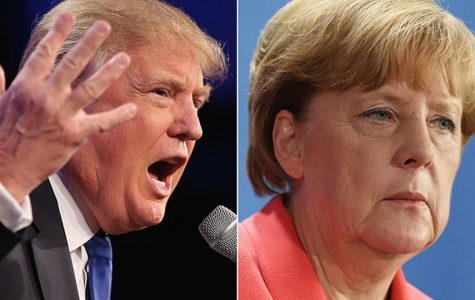 Trump Is Here to Collect on Germany's Debt