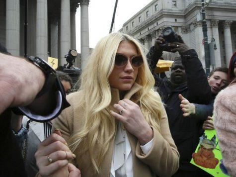 """Kesha Will Keep """"Praying"""""""