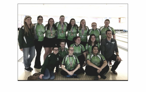 Girl's Bowling Places 2nd in Conference