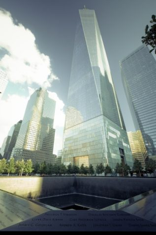 Remembering The Fallen Towers