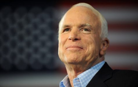 Senator John McCain III passed away on August 26th after a year long battle of fighting brain cancer.