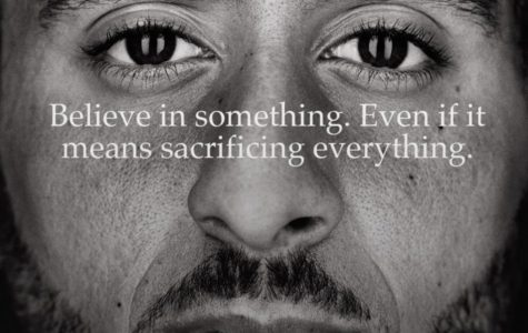 The Nike Ad Campaign which led a hot streak of controversy.