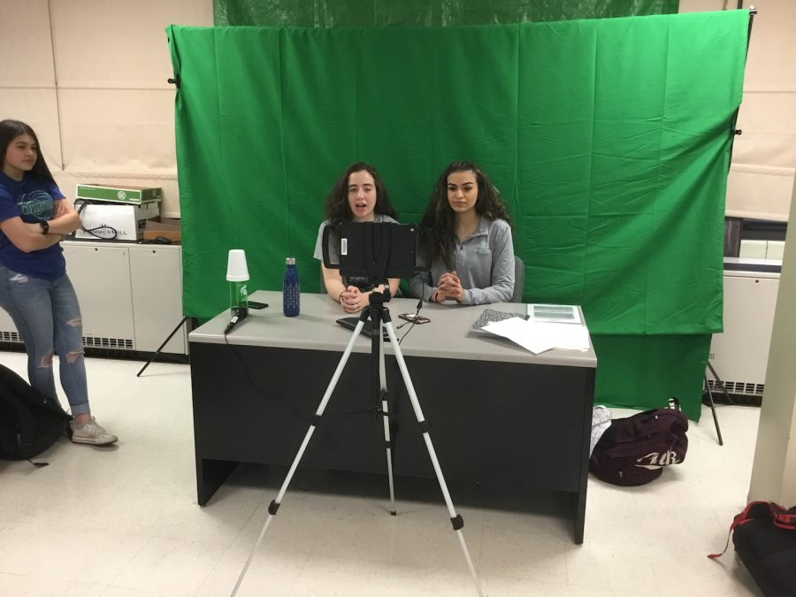 OLCHS Newscast