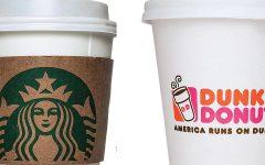 Starbucks vs. Dunkin': Which do you prefer?