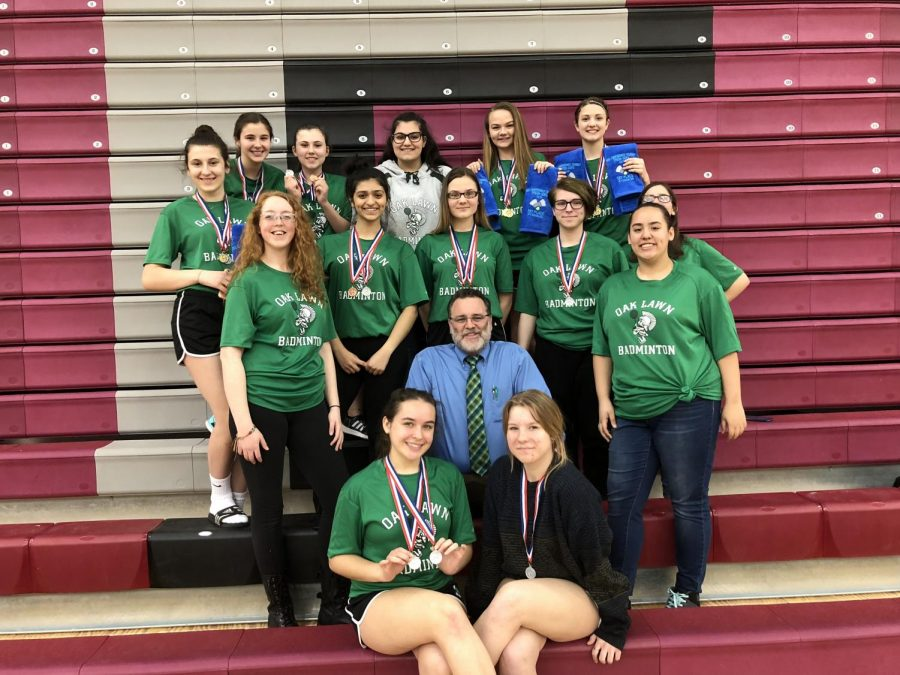 2018+Girls%E2%80%99+Sophomore+Badminton+Team