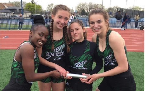 Girl's Track and Field Triumph!