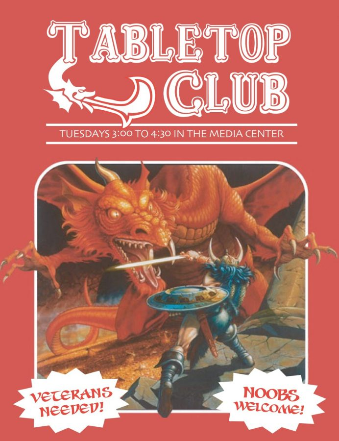 Tabletop Club Introduces New World of Adventure