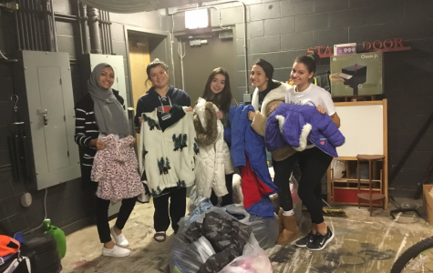 Coat Drive 2019 is Underway