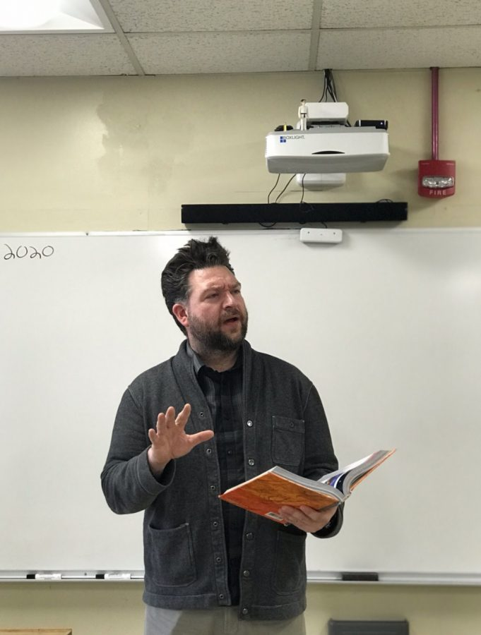 Spartans Welcome New Renaissance Man