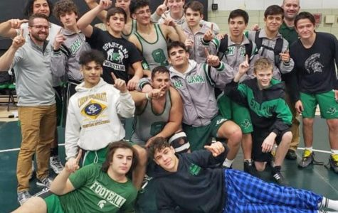Wrestling Team Wins Conference