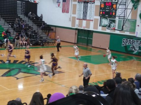 Spartans Hoop for a Good Cause