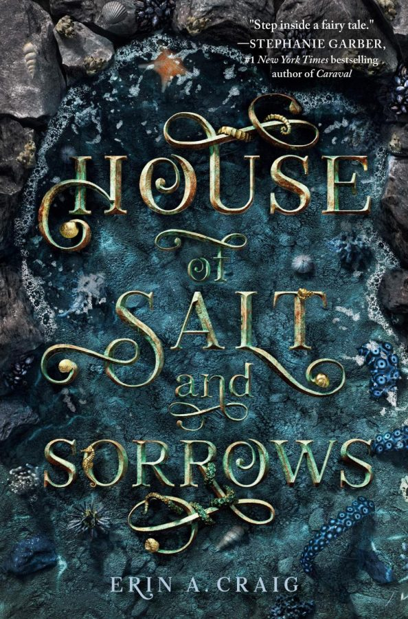 "Erin A. Craig's: ""House of Salt and Sorrows"""