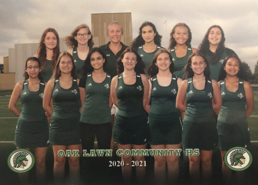 Girls Tennis Serve Up a Great Season