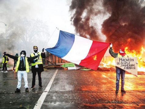 Tensions in France!