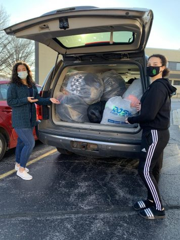 FSCAB spreads Holiday Cheer with Coat Drive!