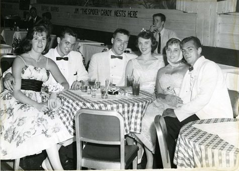 Prom circa 1960. New York City